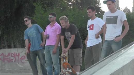 Skate'l'Bowl 2012