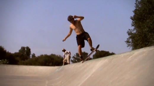 Skateboard Footage