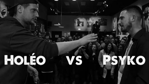 Kick&Clash #1 – Holéo vs Psyko