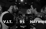Kick&Clash #1 – V.I.T. vs Haywire