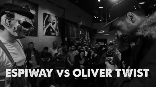 Kick&Clash #1 – Espiway vs Oliver Twist