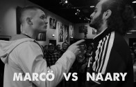 Kick&Clash #1 – Marcö vs Naary